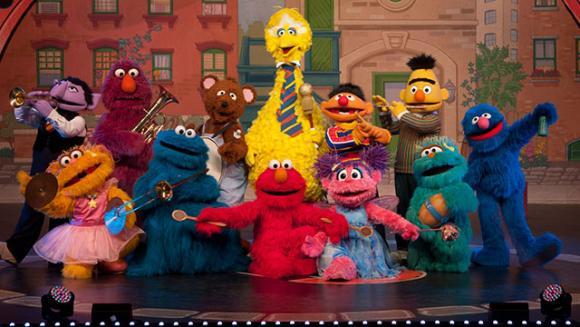 Sesame Street Live: Elmo Makes Music at Frank Erwin Center