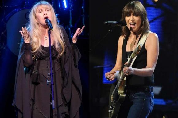 Stevie Nicks & The Pretenders at Frank Erwin Center