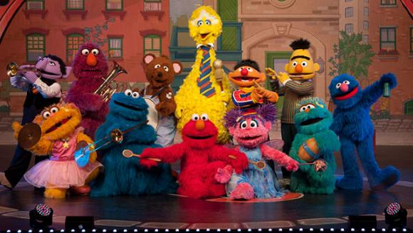 Sesame Street Live: Elmo Makes Music at Frank Erwin Center