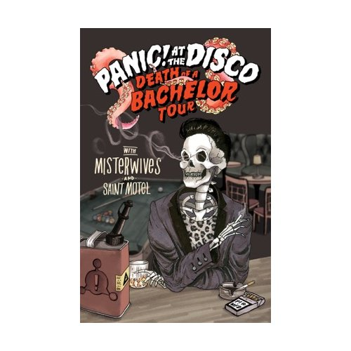 Panic! At The Disco, Misterwives & Saint Motel  at Frank Erwin Center