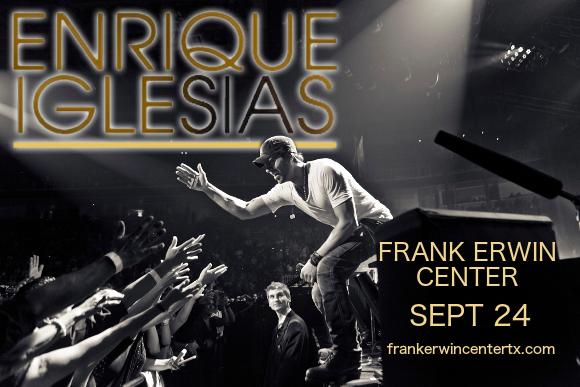 Enrique Iglesias, Pitbull & CNCO at Frank Erwin Center