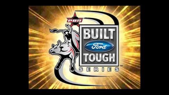 Built Ford Tough Series: PBR - Professional Bull Riders at Frank Erwin Center