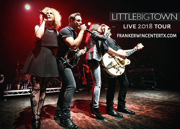 Little Big Town, Kacey Musgraves & Midland at Frank Erwin Center