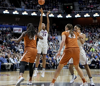 Texas Longhorns vs. UConn Huskies (WOMEN) at Frank Erwin Center