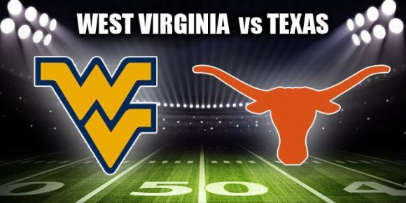 Texas Longhorns vs. West Virginia Mountaineers at Frank Erwin Center