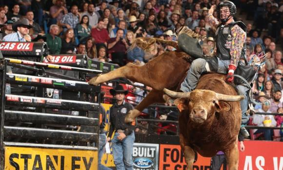 PBR 25th Anniversary Tour: PBR - Professional Bull Riders at Frank Erwin Center