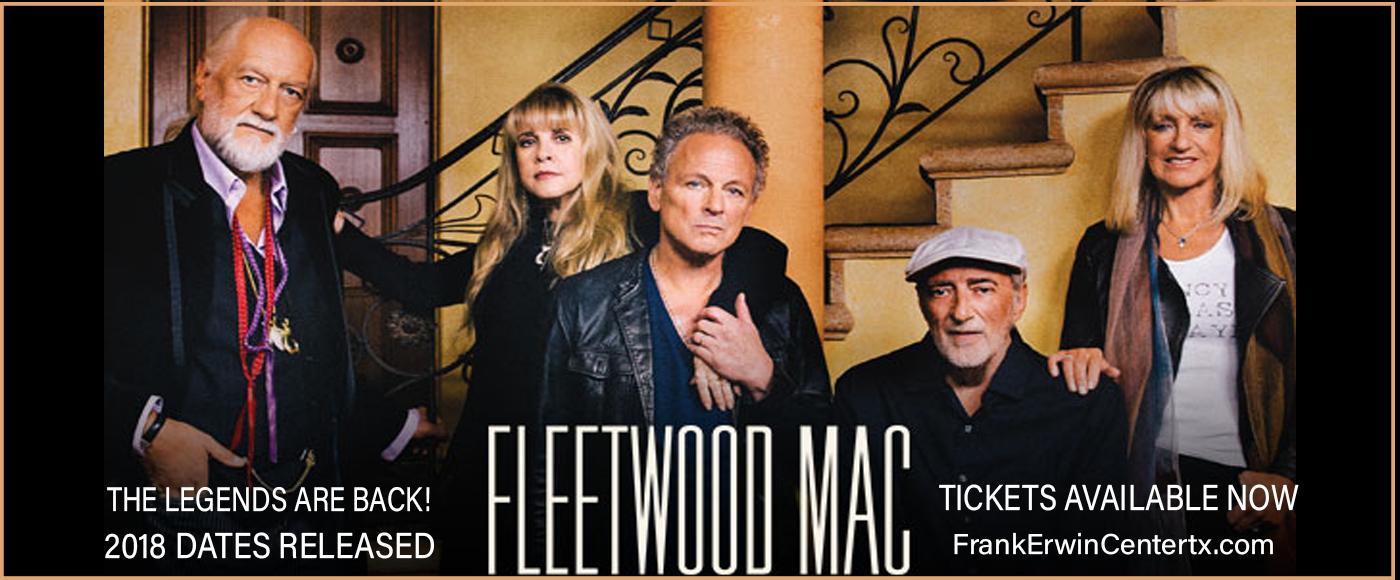 Fleetwood Mac at Frank Erwin Center