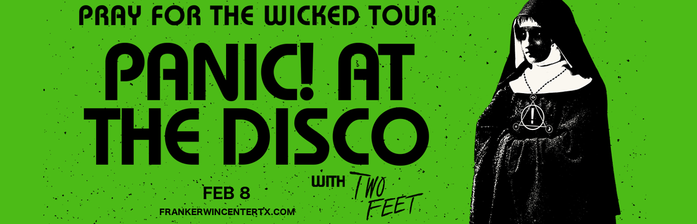 Panic! At The Disco at Frank Erwin Center
