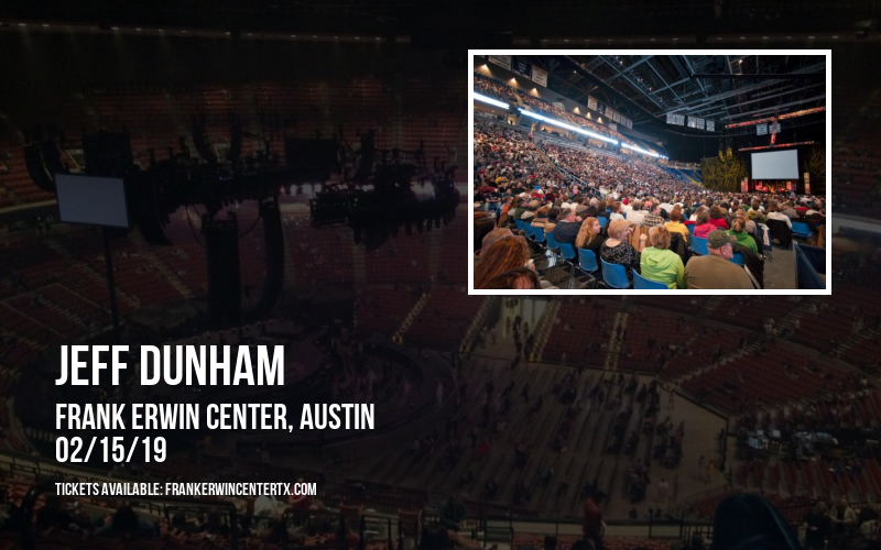 Jeff Dunham at Frank Erwin Center