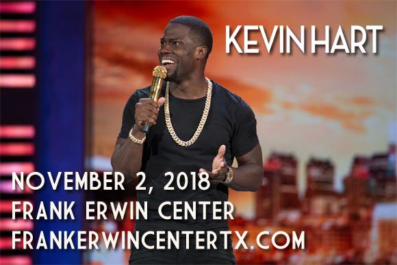 Kevin Hart at Frank Erwin Center