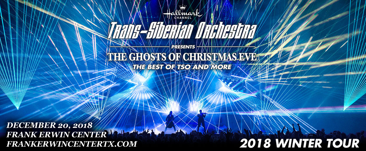 Trans-Siberian Orchestra at Frank Erwin Center