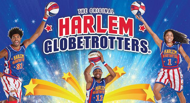 The Harlem Globetrotters at Frank Erwin Center