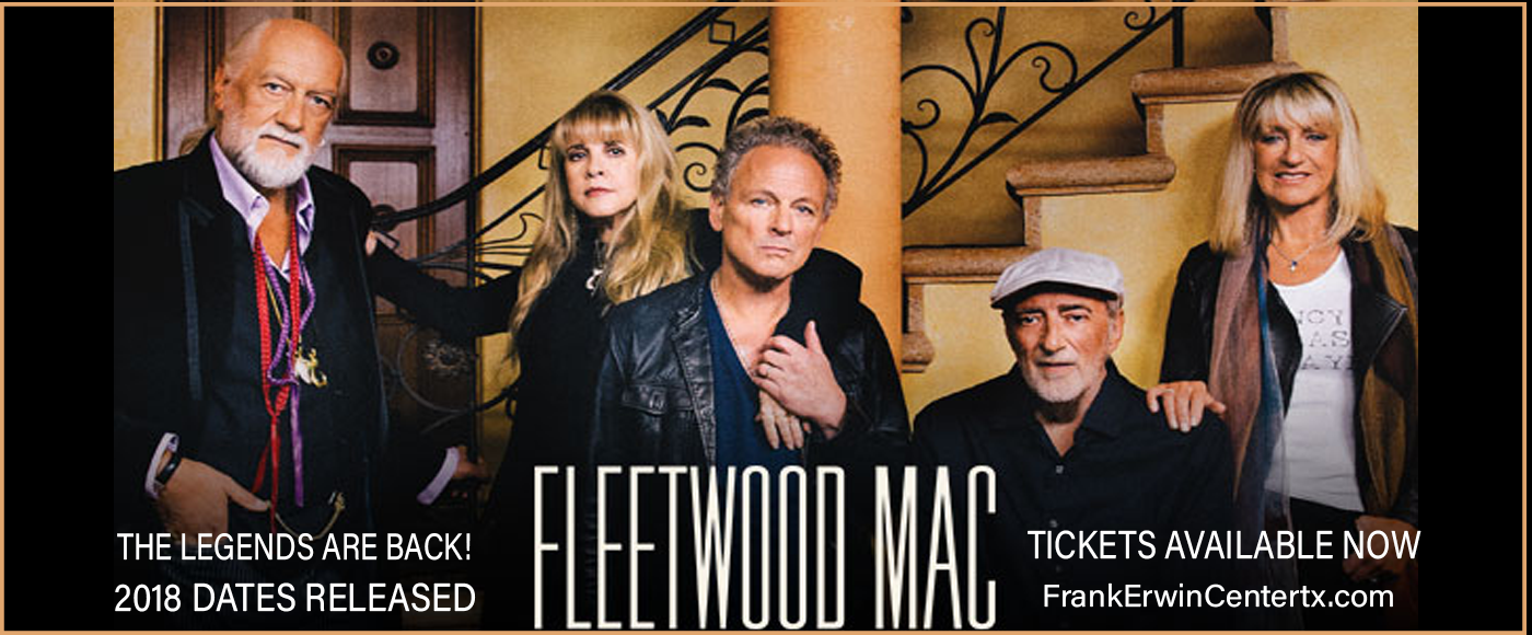 Fleetwood Mac at Frank Erwin Center