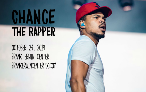 Chance The Rapper at Frank Erwin Center