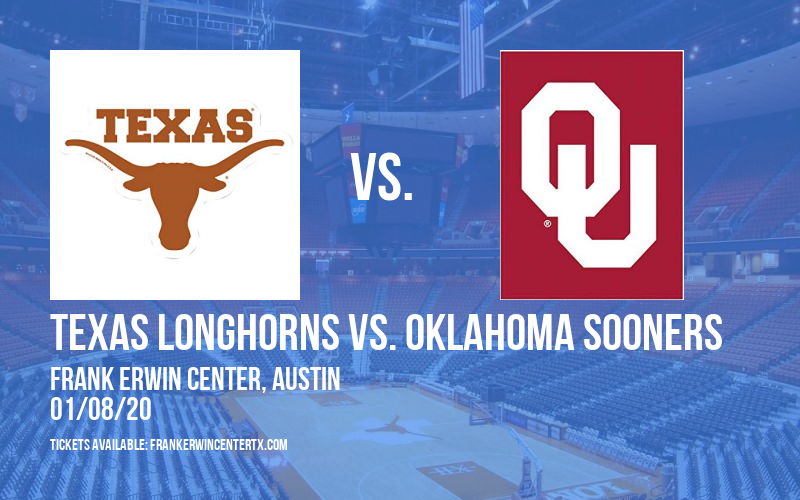 Texas Longhorns vs. Oklahoma Sooners at Frank Erwin Center