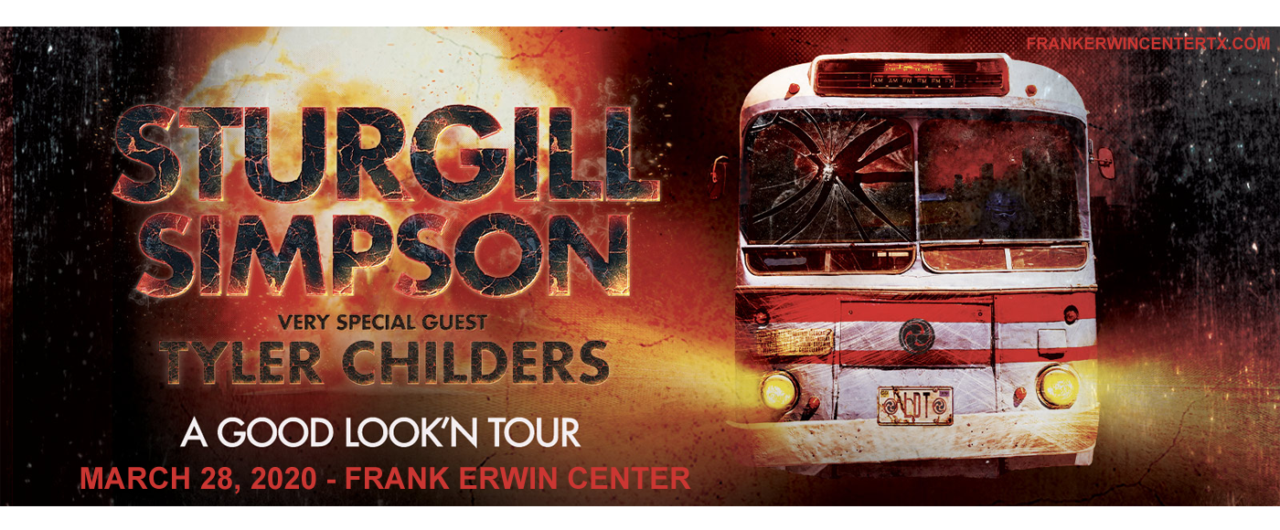 Sturgill Simpson & Tyler Childers at Frank Erwin Center