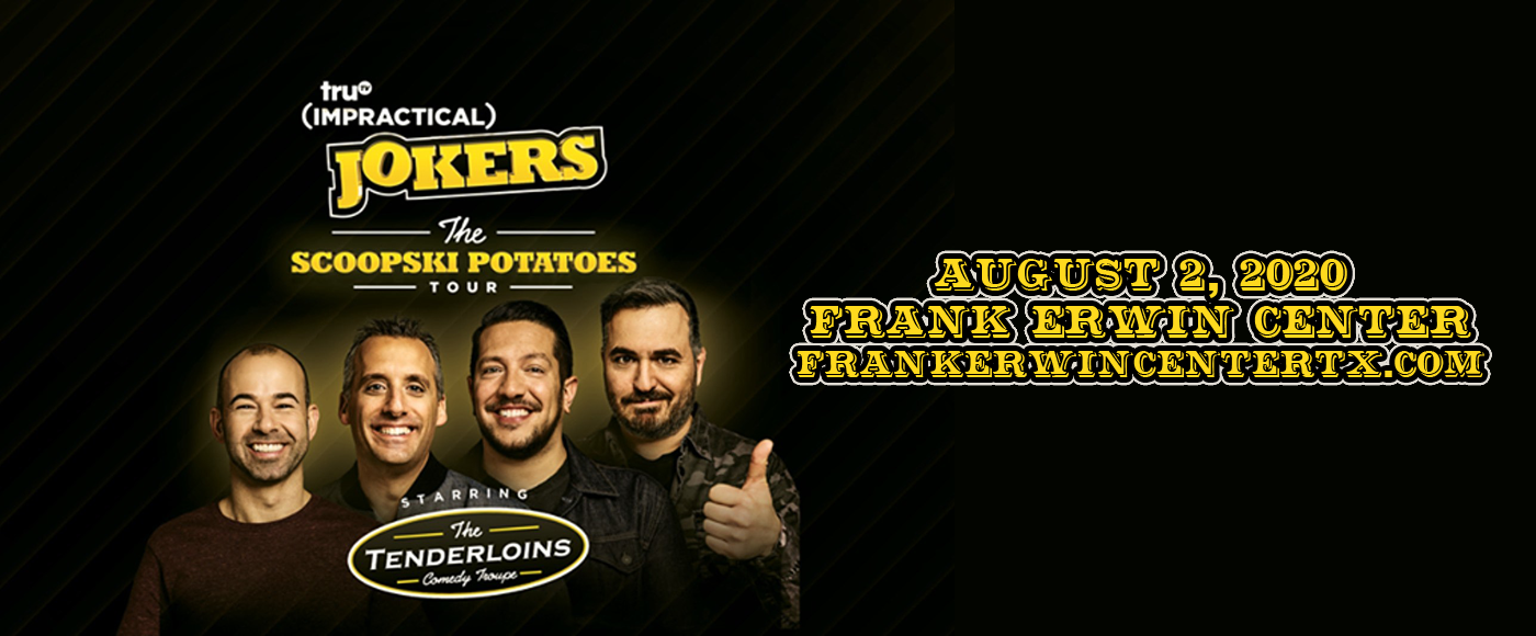 Impractical Jokers Live at Frank Erwin Center