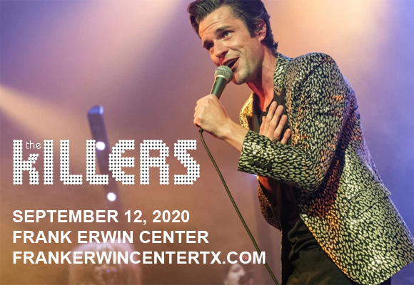 The Killers at Frank Erwin Center