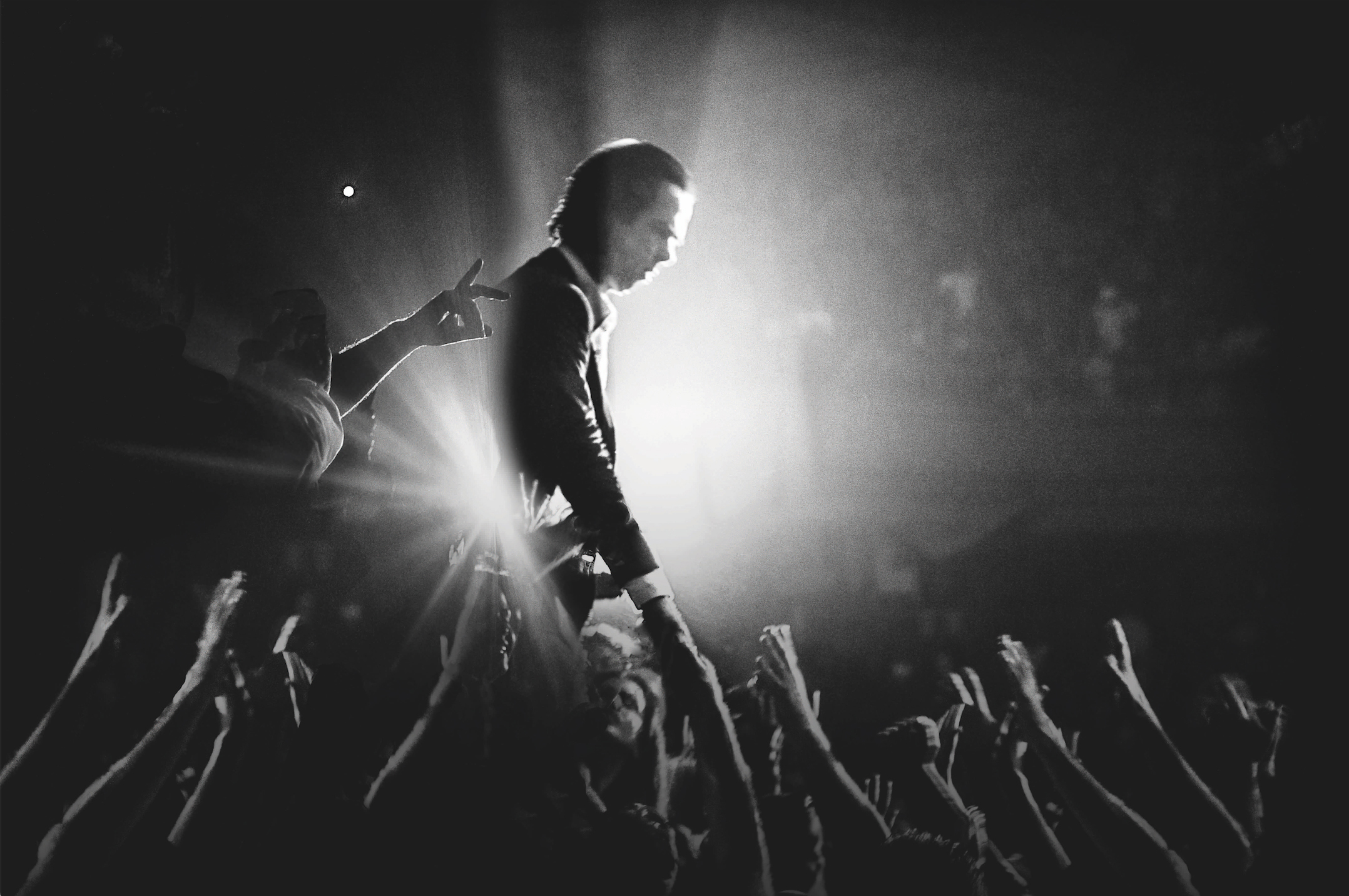 Nick Cave and the Bad Seeds at Frank Erwin Center