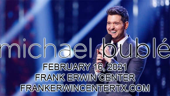 Michael Buble at Frank Erwin Center