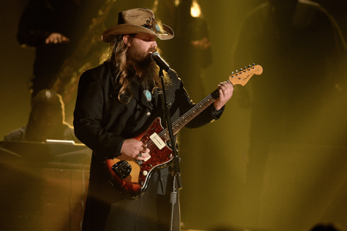 Chris Stapleton at Frank Erwin Center