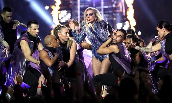 Lady Gaga at Frank Erwin Center