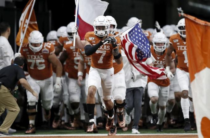 Texas Longhorns vs. Texas Tech Red Raiders at Frank Erwin Center