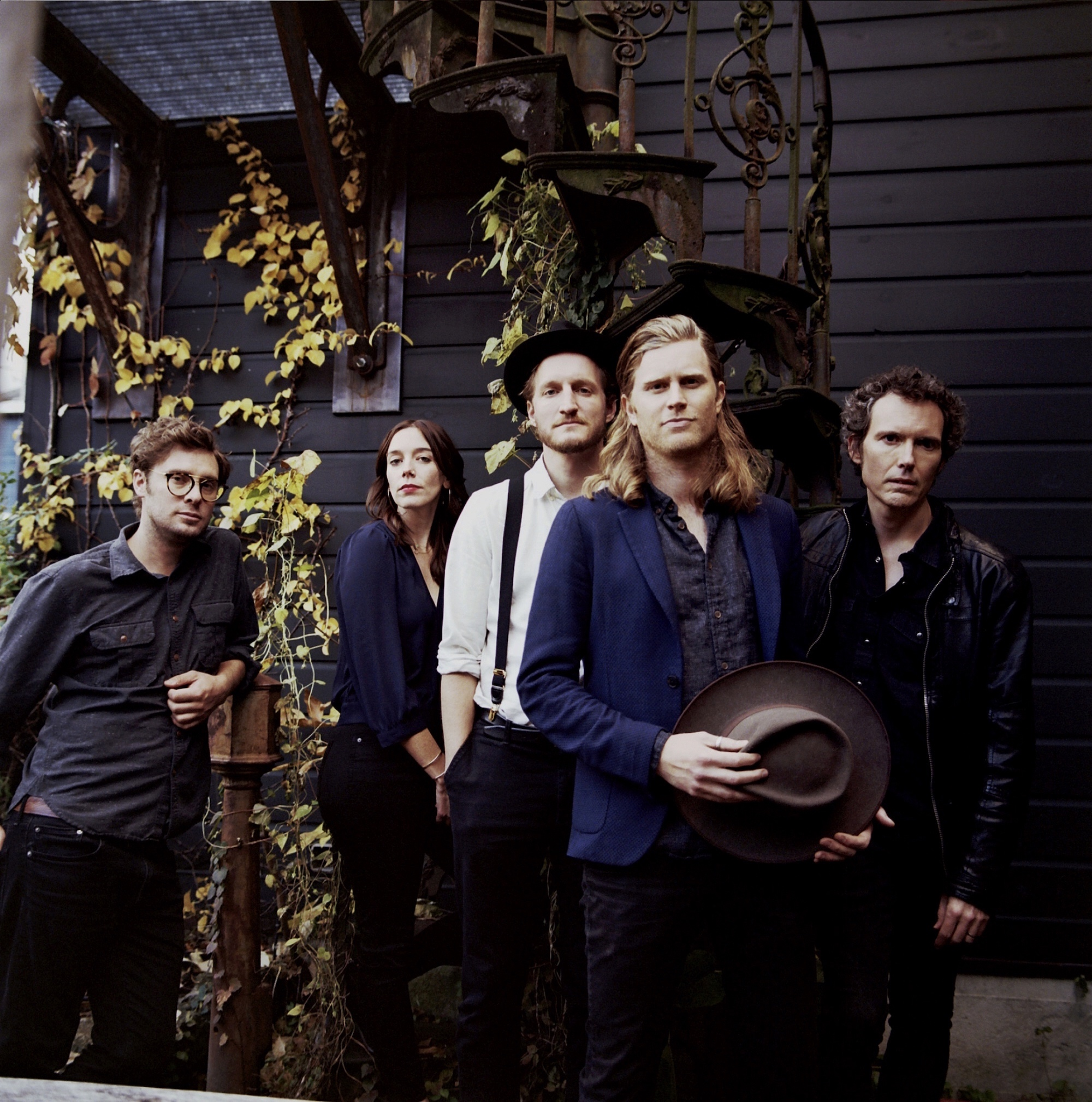 The Lumineers [CANCELLED] at Frank Erwin Center
